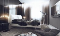 Особенности деталей в создании стильного интерьера спальни