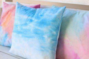 Как покрасить ткань: инструкция и советы по самостоятельному окрашиванию текстиля