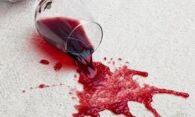 Как отстирать красное вино с ткани и одежды без следа?