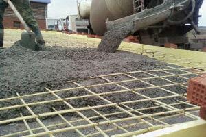 Преимущества бетона и сфера его применения
