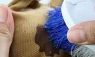 Как вывести жирное пятно на ткани в домашних условиях