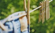 Знаете ли вы, как можно быстро высушить джинсы?