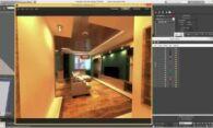 Моделирование интерьеров в 3ds max