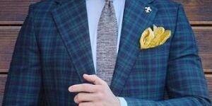 Как сложить платок в нагрудный карман: 5 лучших способов