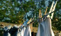 Как правильно сушить белье – выбираем место и способ