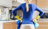 Какими средствами можно отмыть кафель на кухне от жира?