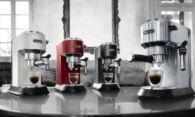 Надежные кофемашины для дома производство Делонги