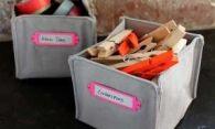 Как изготовить коробки для хранения разных мелочей собственноручно?