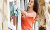 Чем быстро и качественно отмыть окна после ремонта?