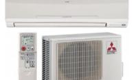 Энергоэффективные сплит-системы от Mitsubishi Electric
