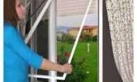 Москитная сетка – практичное решение для пластиковых окон
