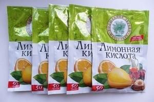 Чим чистити кавоварку від накипу лимонною кислотою