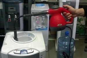 Як очистити кулер для води в домашніх умовах
