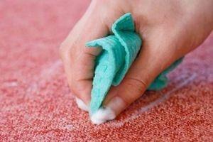 Почистить палас в домашних условиях