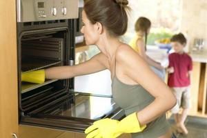 Як почистити деко