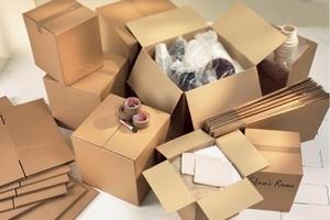 Упаковка речей при переїзді