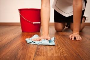 Як мити підлогу