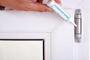 Як помити пластикові вікна