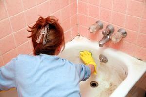 Як почистити ванну в домашніх умовах
