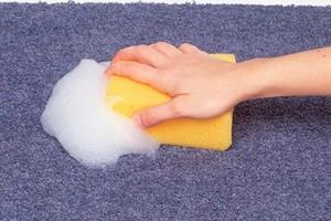 Як чистити ковролін в домашніх умовах