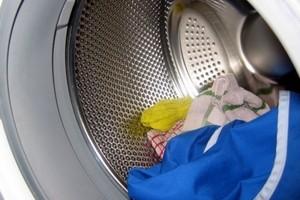 Видалення запах усередині пральної машини