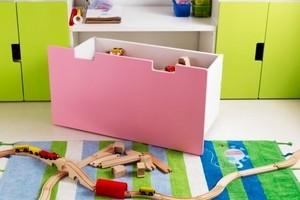 Де зберігати дитячі іграшки