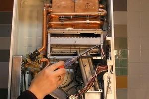 Як почистити газову колонку