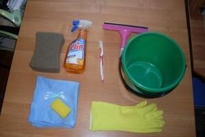 Чим мити вікна в домашніх умовах