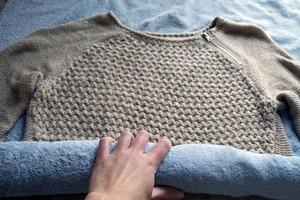 Як прати вовняний светр