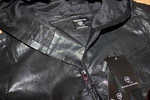 Як розгладити дермантіновий куртку
