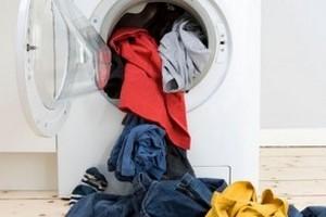Правила прання в пральній машині
