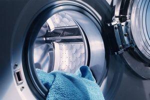 Як прати в пральній машині