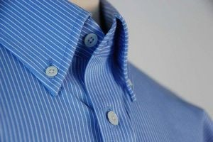 Як правильно гладити комір сорочки