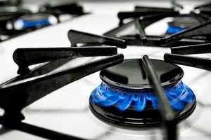 як очистити грати газової плити