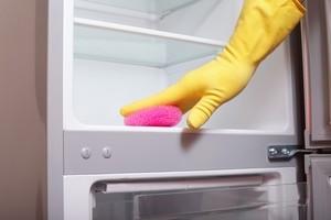 як помити холодильник