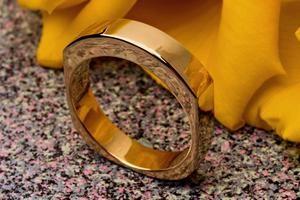 як почистити золоте кільце