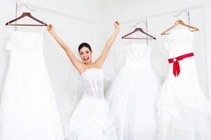 як випрати весільну сукню будинку