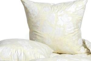 як випрати пухову подушку