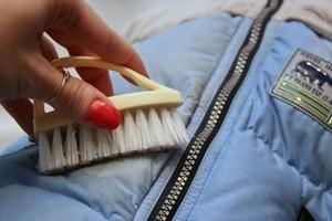 прання пуховика в домашніх умовах