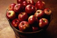 плями яблук