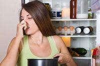 запах в холодильнику
