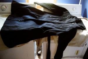 як випрати пальто
