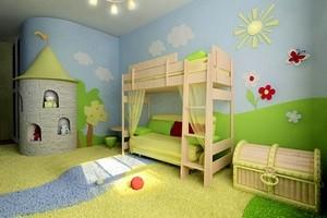 Как выбрать обои в детскую комнату – полезные советы