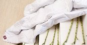 прати бамбукове ковдру