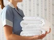 домробітницю для прибирання квартири