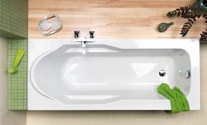 як відбілити акрилову ванну