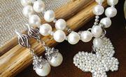 як правильно чистити перли