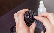 чистки матриці дзеркального фотоапарата