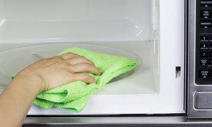 засоби для миття мікрохвильовки