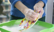 Засіб для миття посуду без хімії